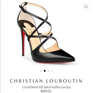 Christian Louboutin CrossFLIKETA 100